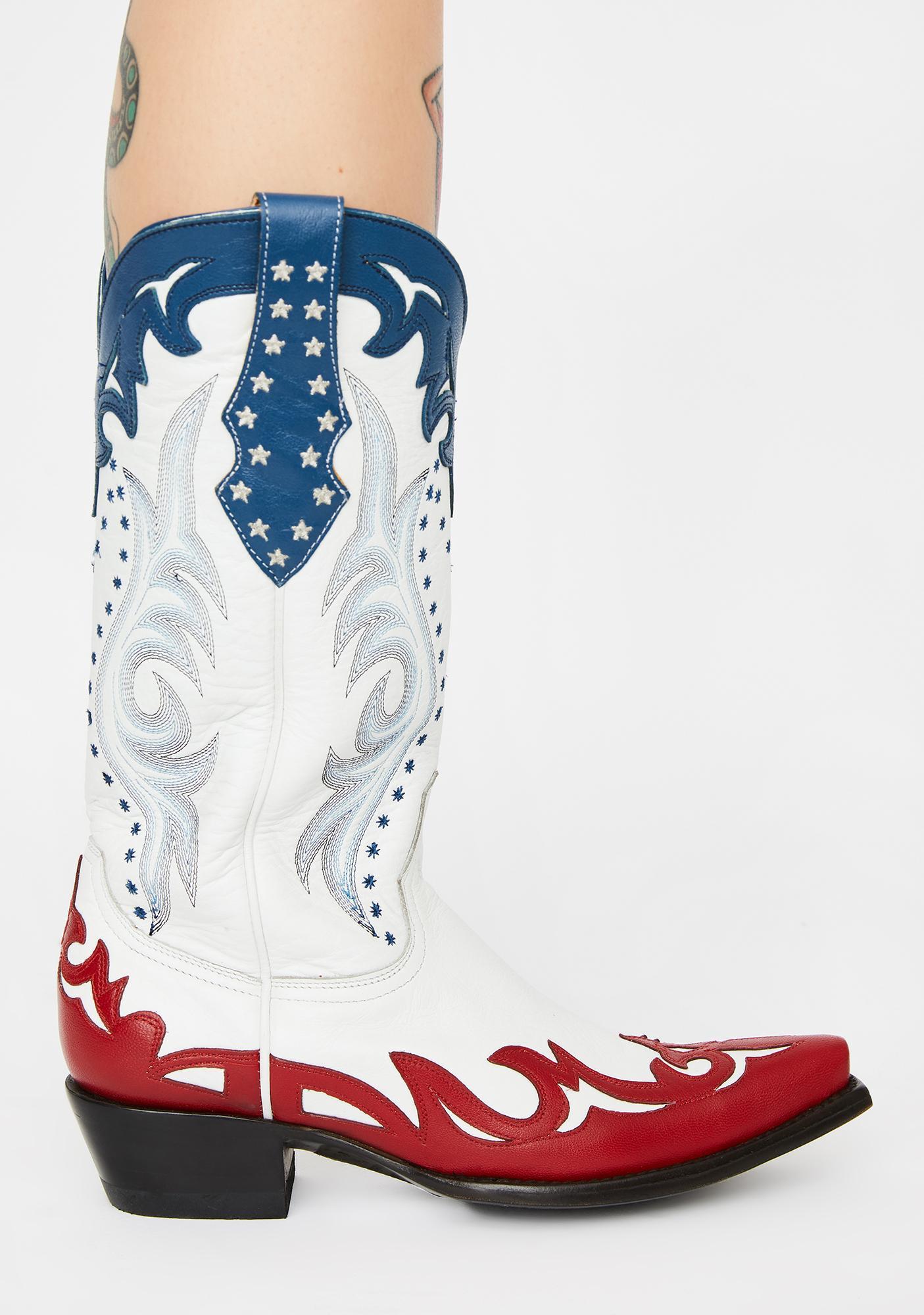 OLD GRINGO Vencida Cowboy Boots