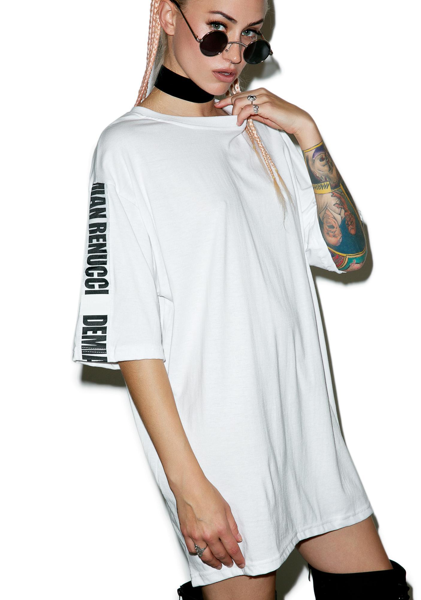 Demian Renucci Classic DR Oversize T-Shirt