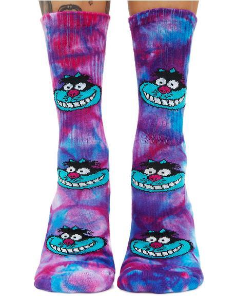 Mad Kat Crew Sock
