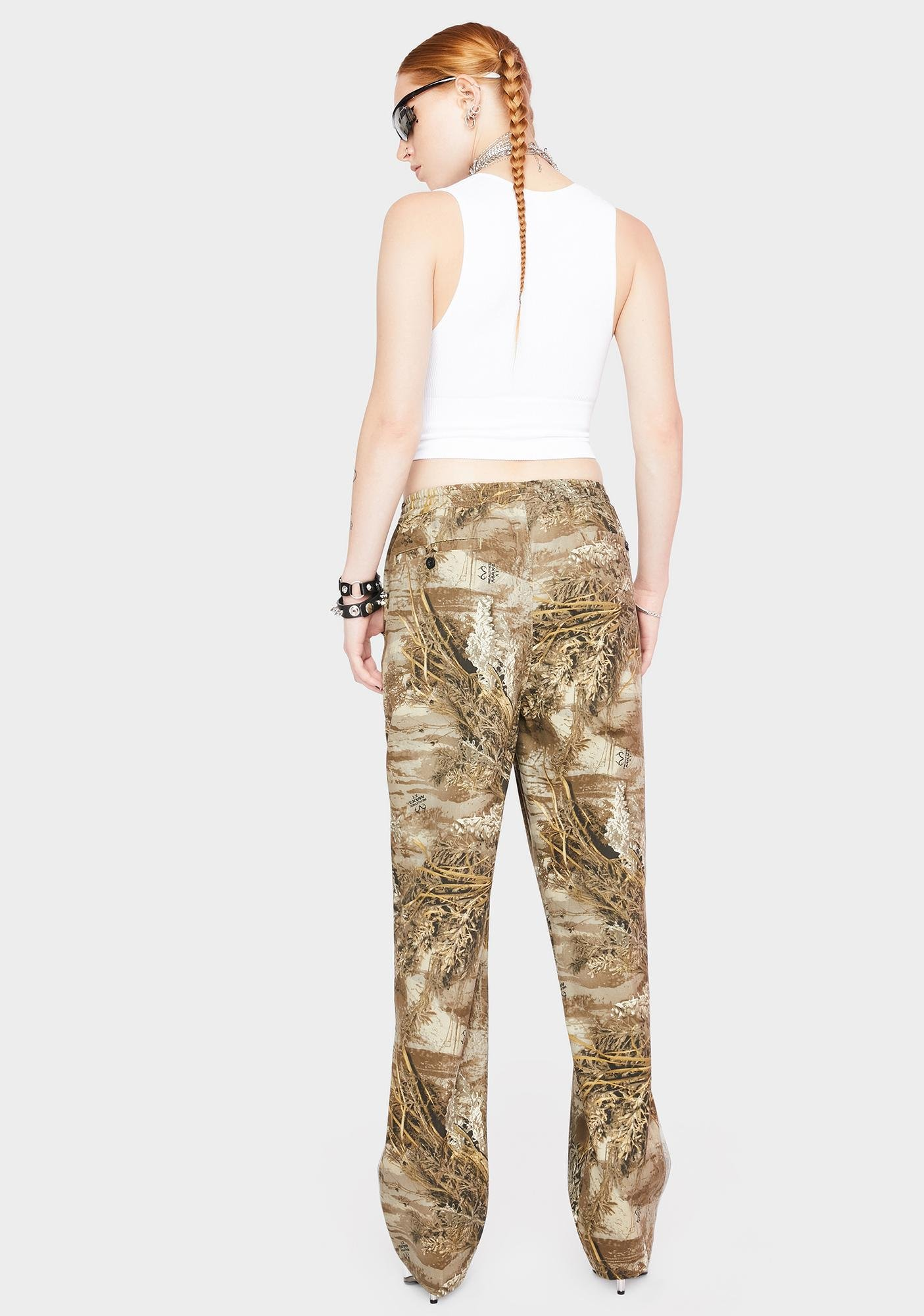 HUF Lincoln Camo Pants