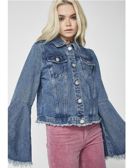 Ring The Bell Denim Jacket