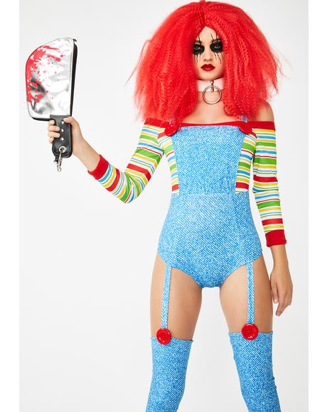 Kid Killer Doll Costume