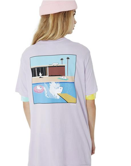 A Nermal Splash Tee