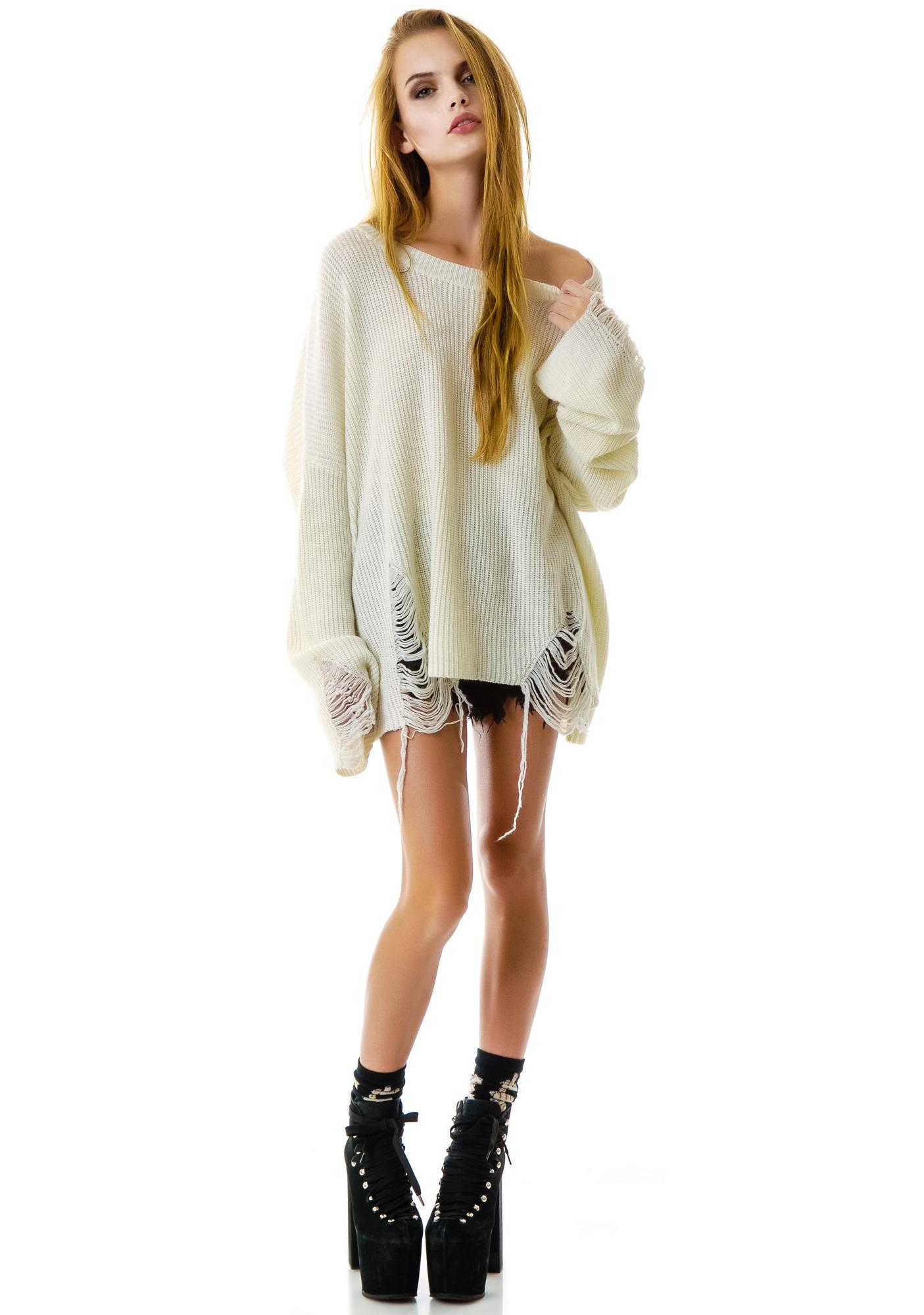 UNIF Stash Sweater