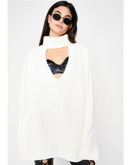 Thinkin' Bout You Knit Sweater