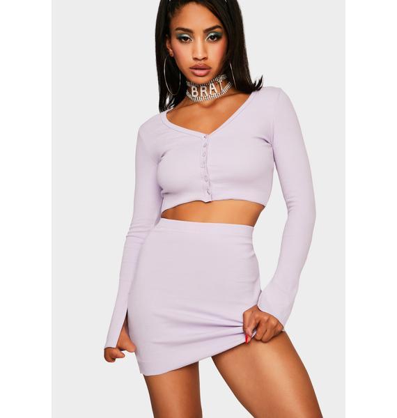 Feeling Polite Skirt Set