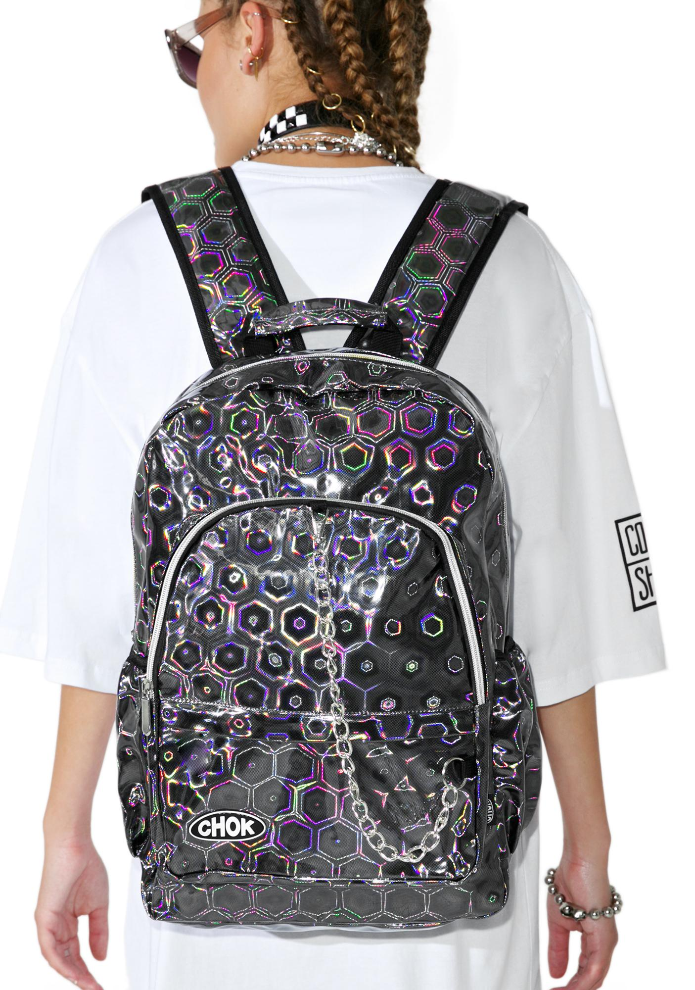 Interstellar Holographic Backpack