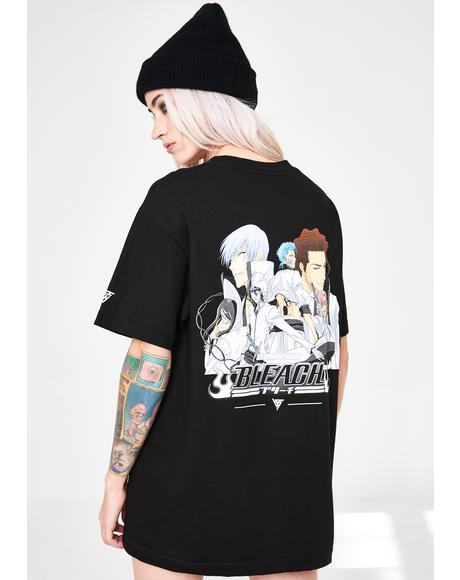 X Bleach Espada Graphic Tee