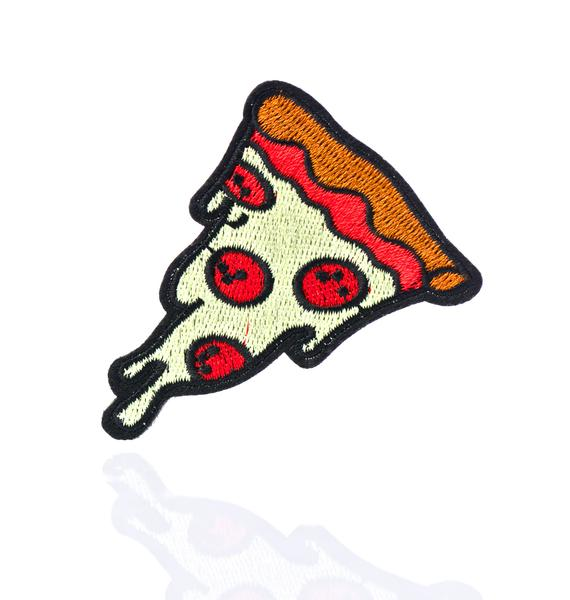 Love And Madness Pizza Patch