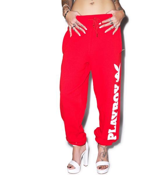 Joyrich X Playboy Sweat Pants