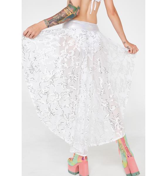 Playa Cruizing Sequin Skirt N' Bottoms