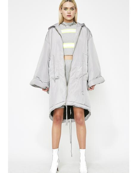 Go Flex Hooded Coat