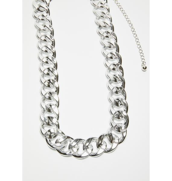 Boss Up Chain Necklace