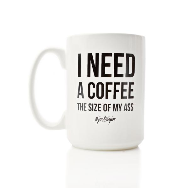 Rough Night Mug