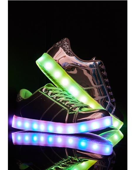 Moon Walker Light Up Sneakers