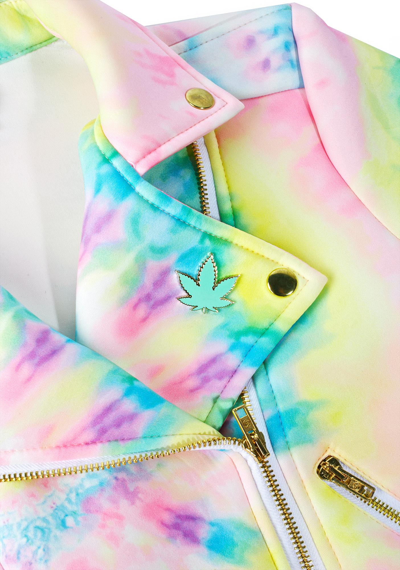 Cannabis Leaf Enamel Pin