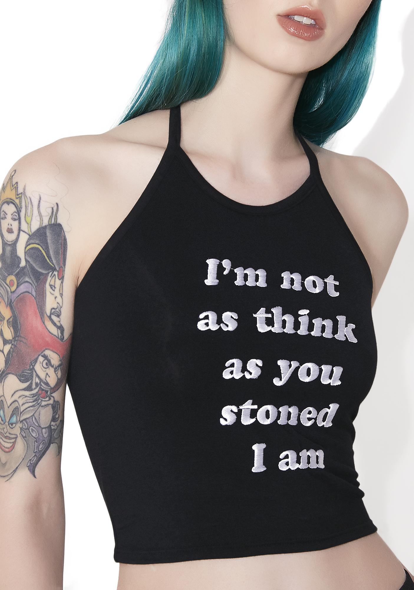 O Mighty Stoner Halter