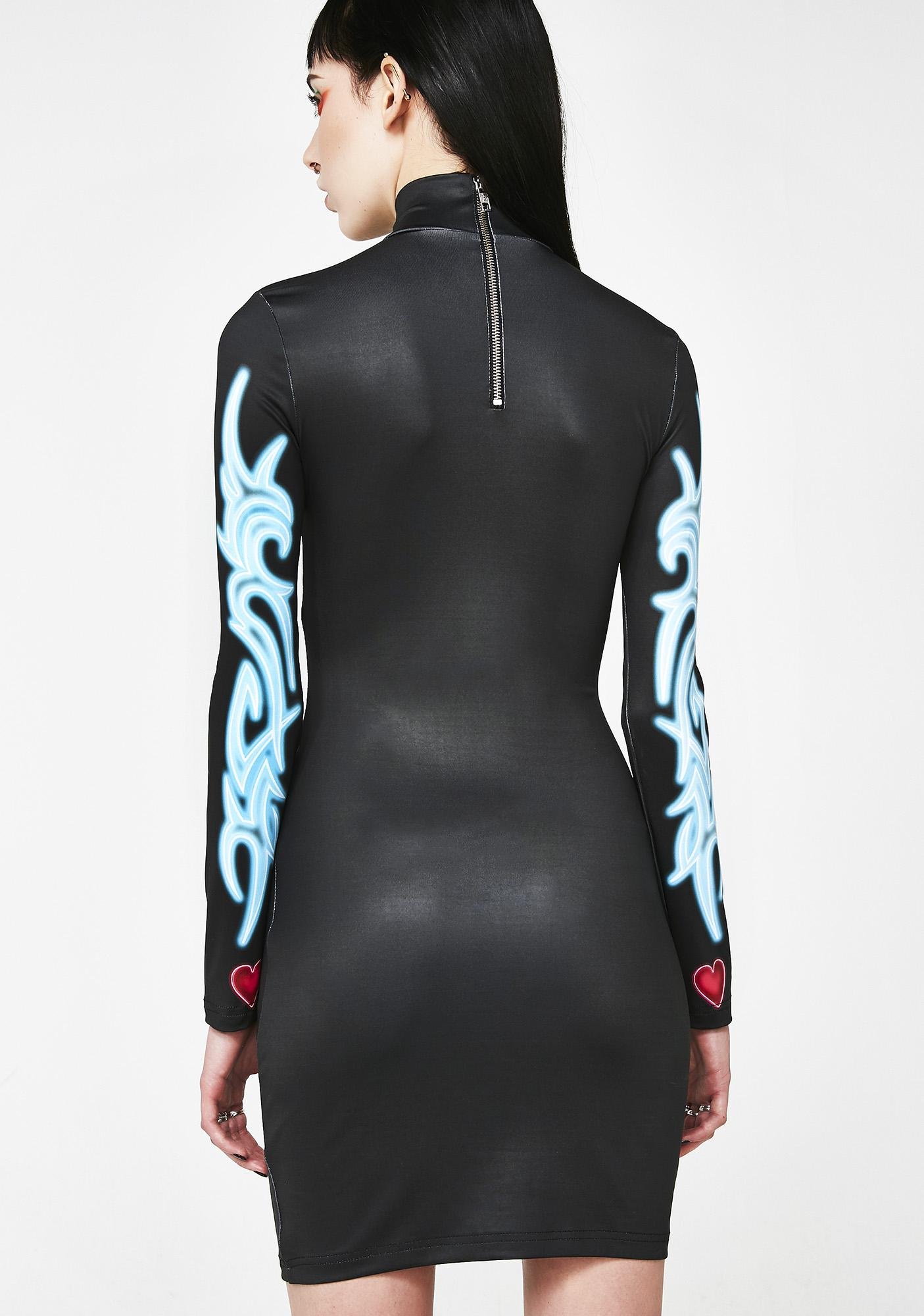Long Clothing x Nympha Spellbound Dress