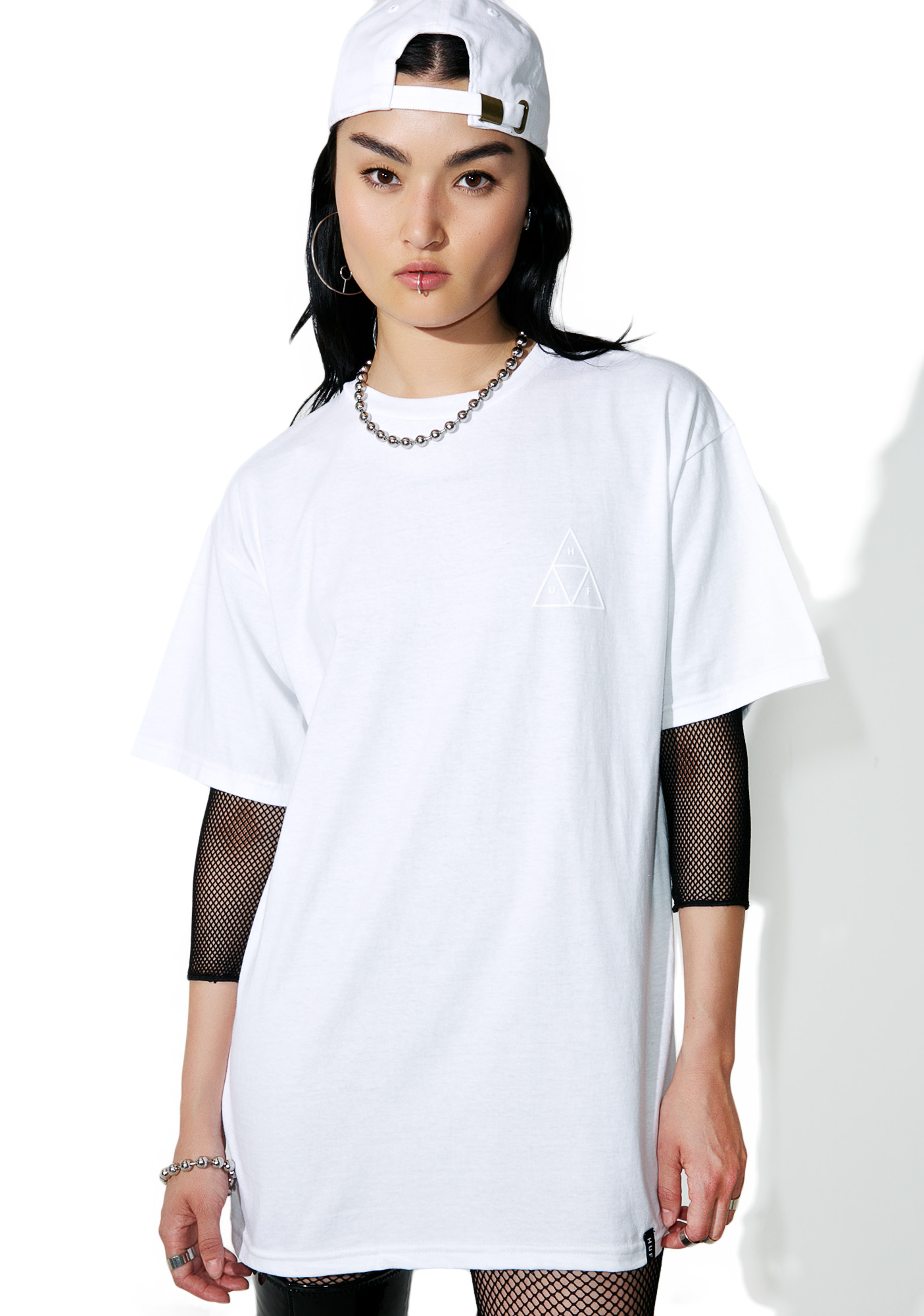 HUF Triple Triangle Puff Tee