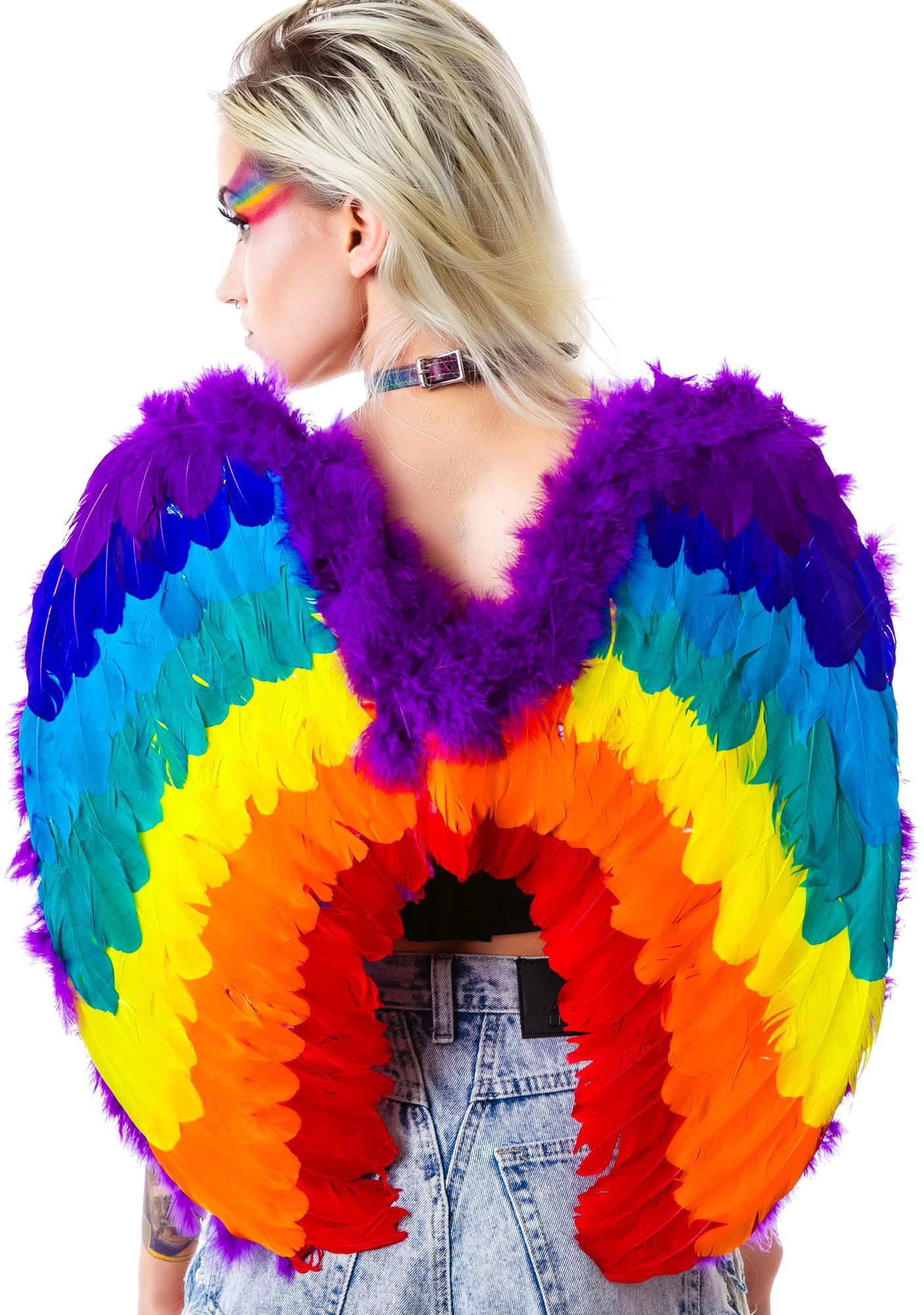 Crysta Crystal Fairy Wings