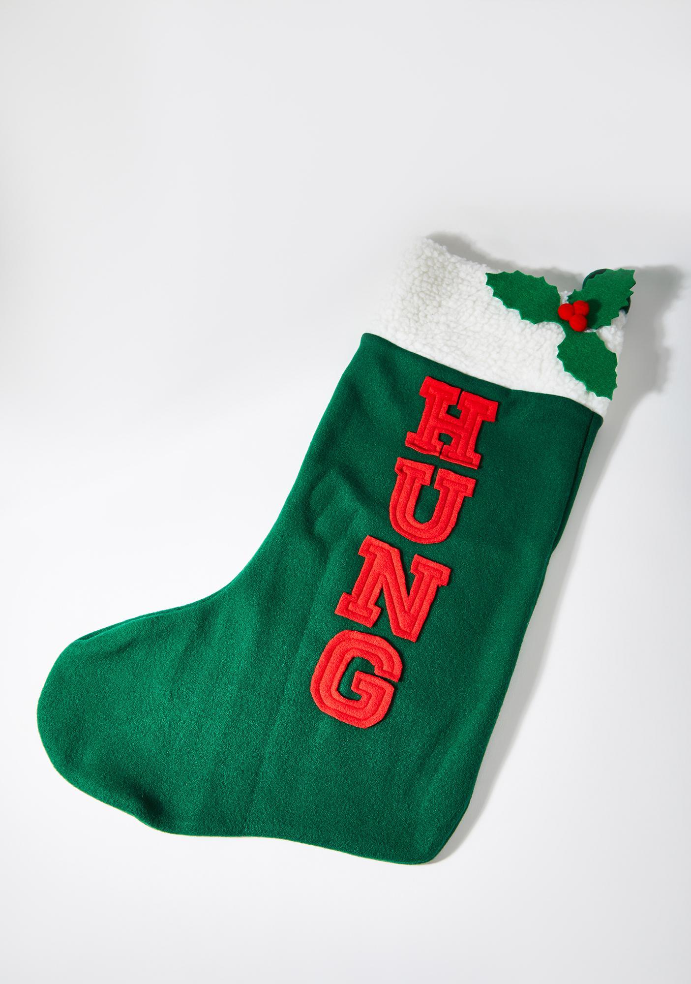Tipsy Elves Hung Stocking