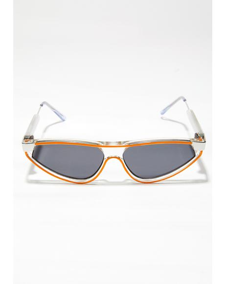 Tangy Snap Sunglasses