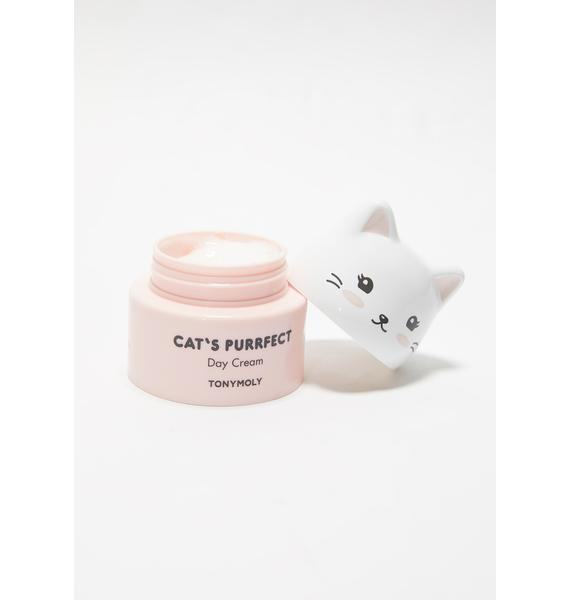 TONYMOLY Cat's Purrfect Day Cream
