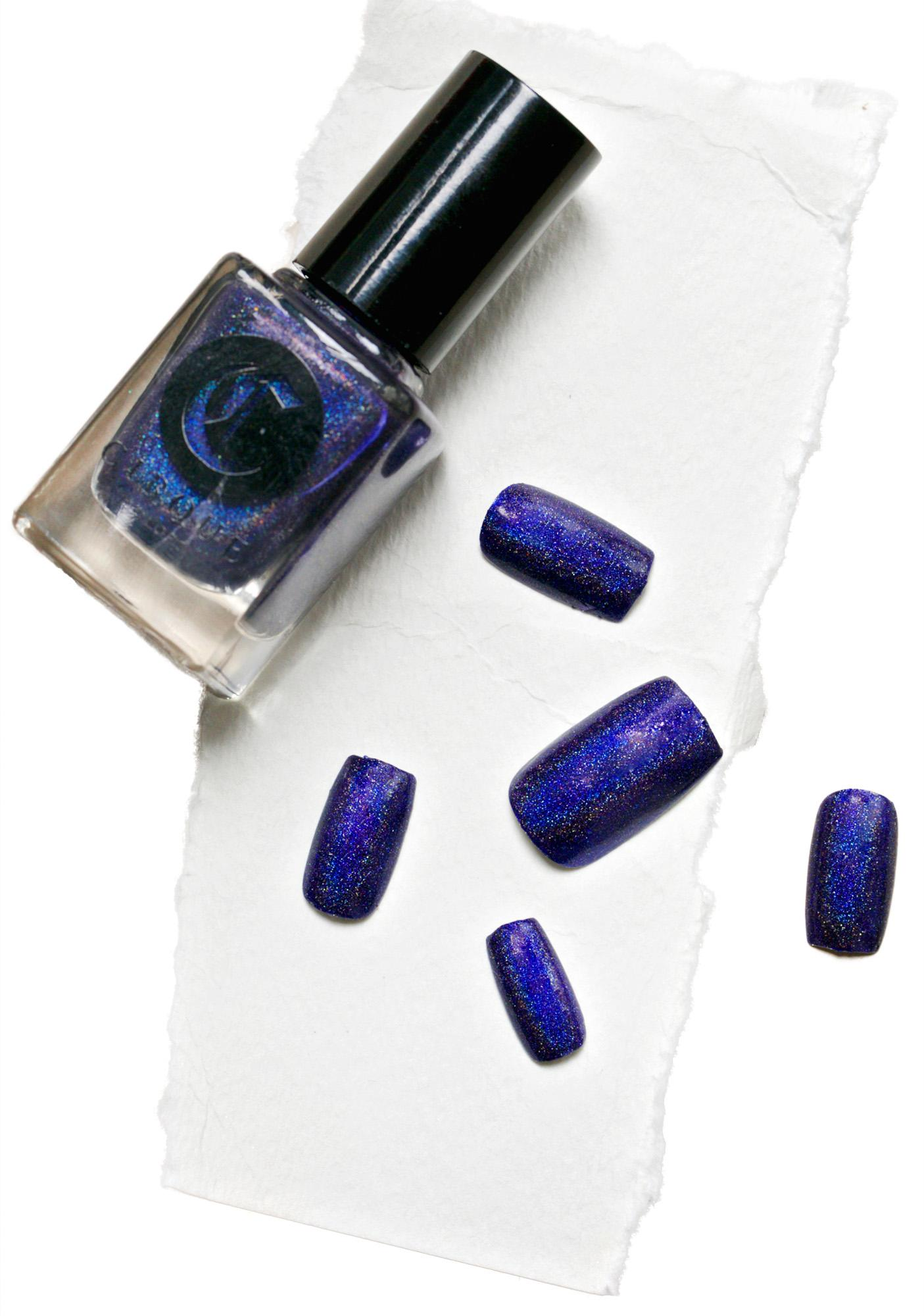 Fascination Holographic Nail Polish