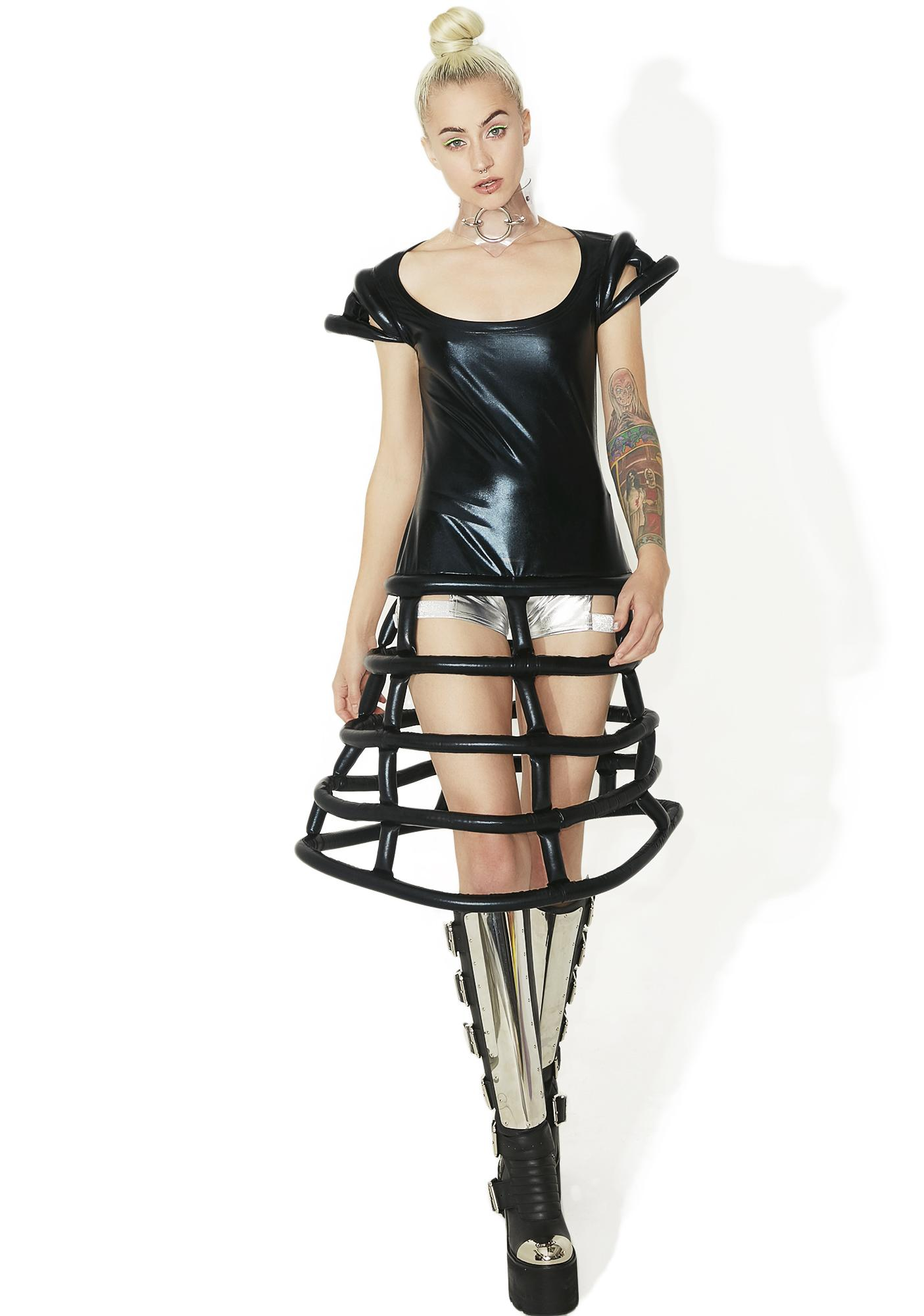 Cyberdog Crinolina Dress