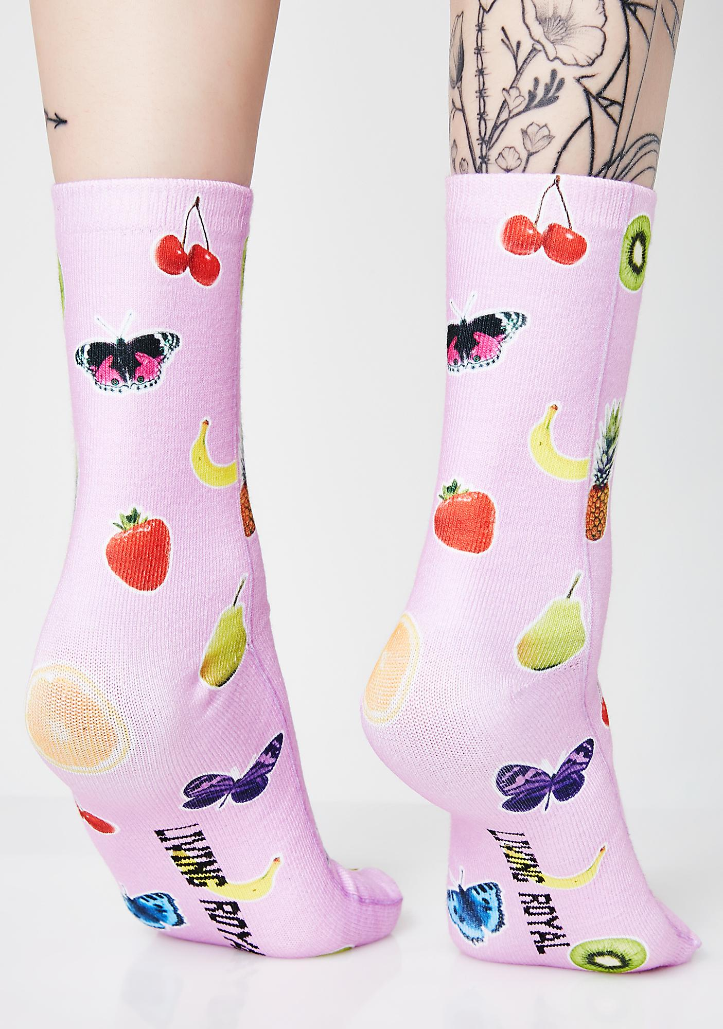 Sweet Things Crew Socks