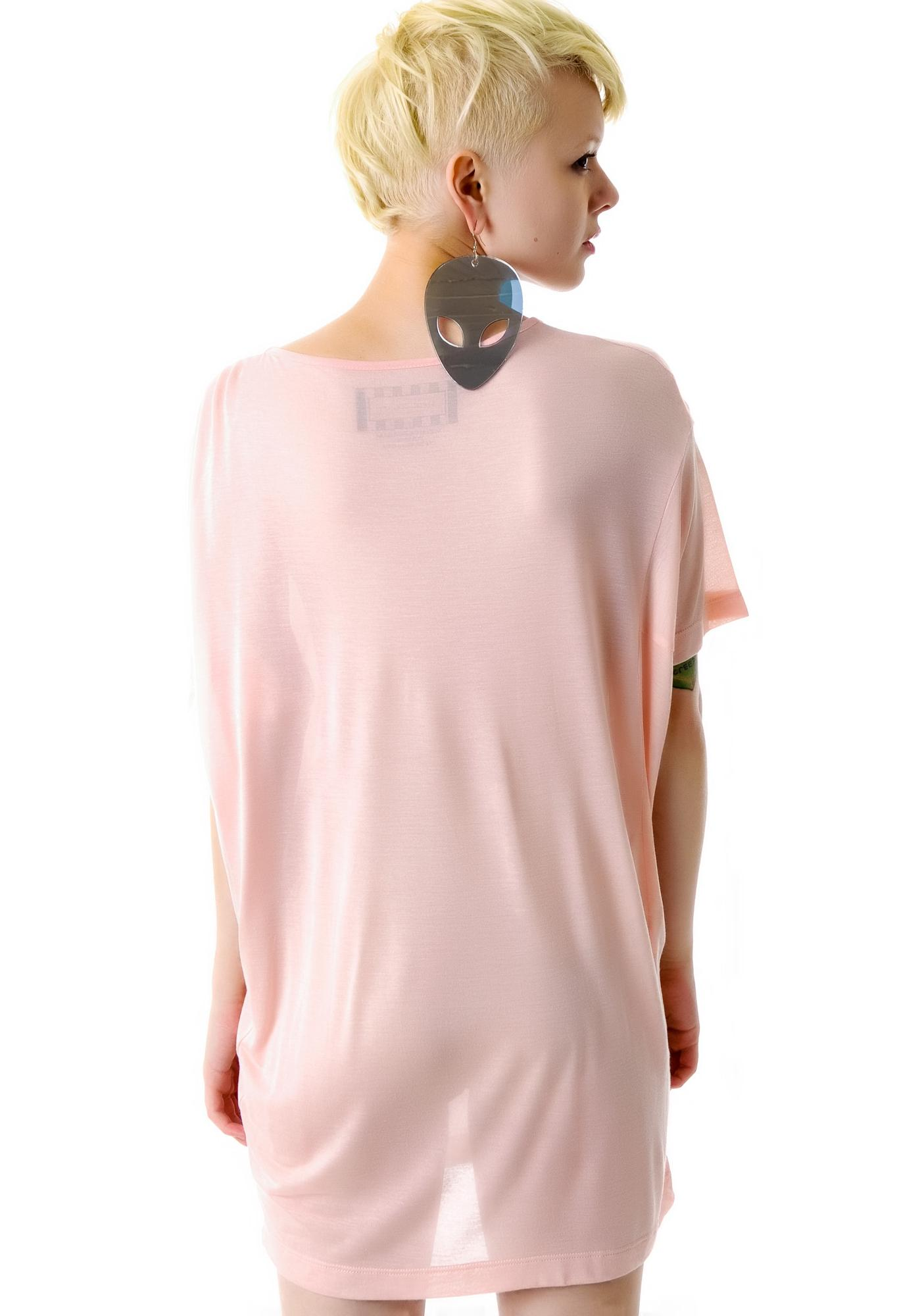 United Couture Chill Out Homeboy Oversize Dress