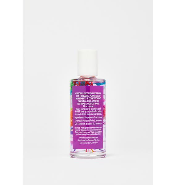Blossom Lavender Natural Nail Polish Remover