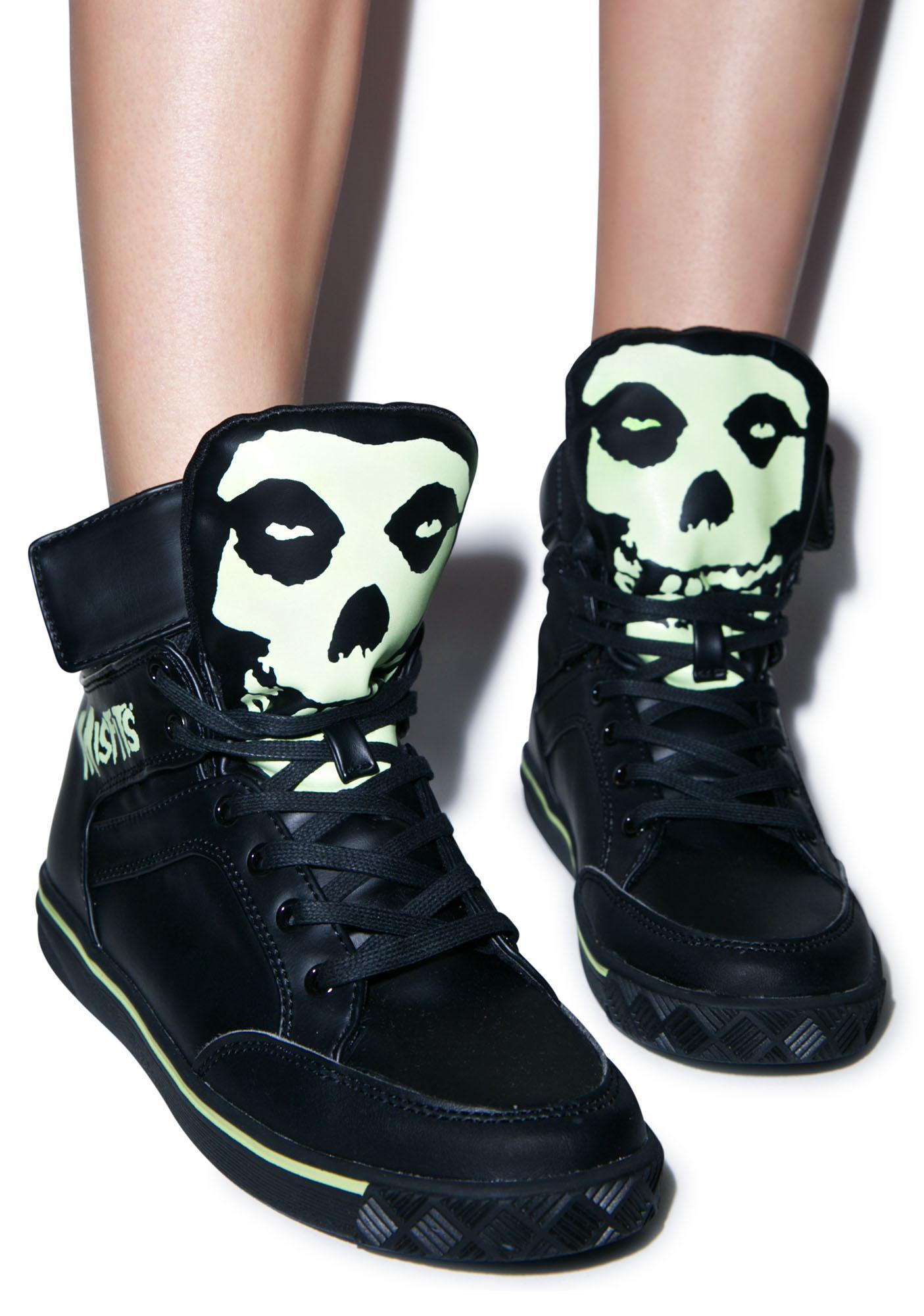 Iron Fist Misfits Glow In The Dark Sneaker