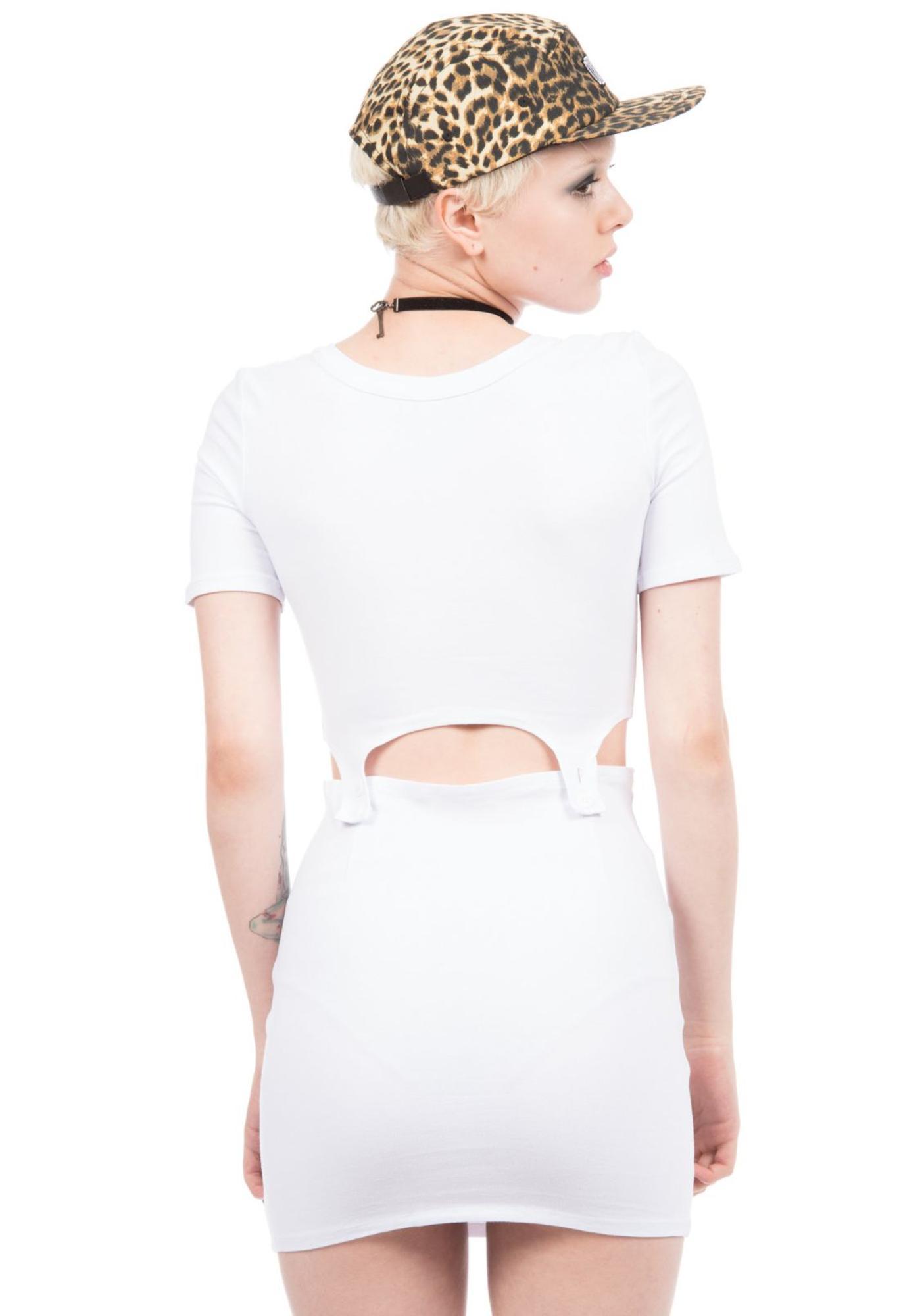 Shown To Scale Bundy Dress
