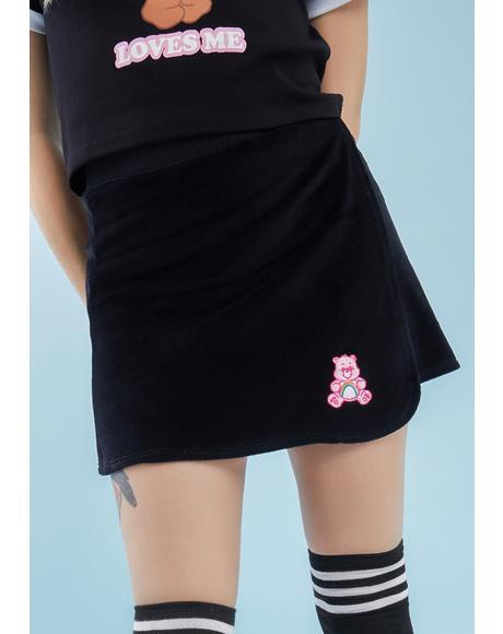 Dare To Care Wrap Skirt