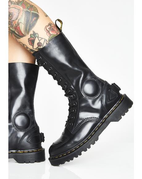 Neilson Combat Boots