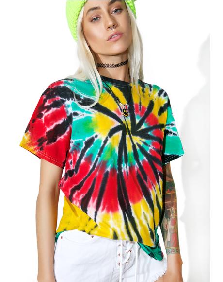 Pressure Drop Tie Dye T-Shirt