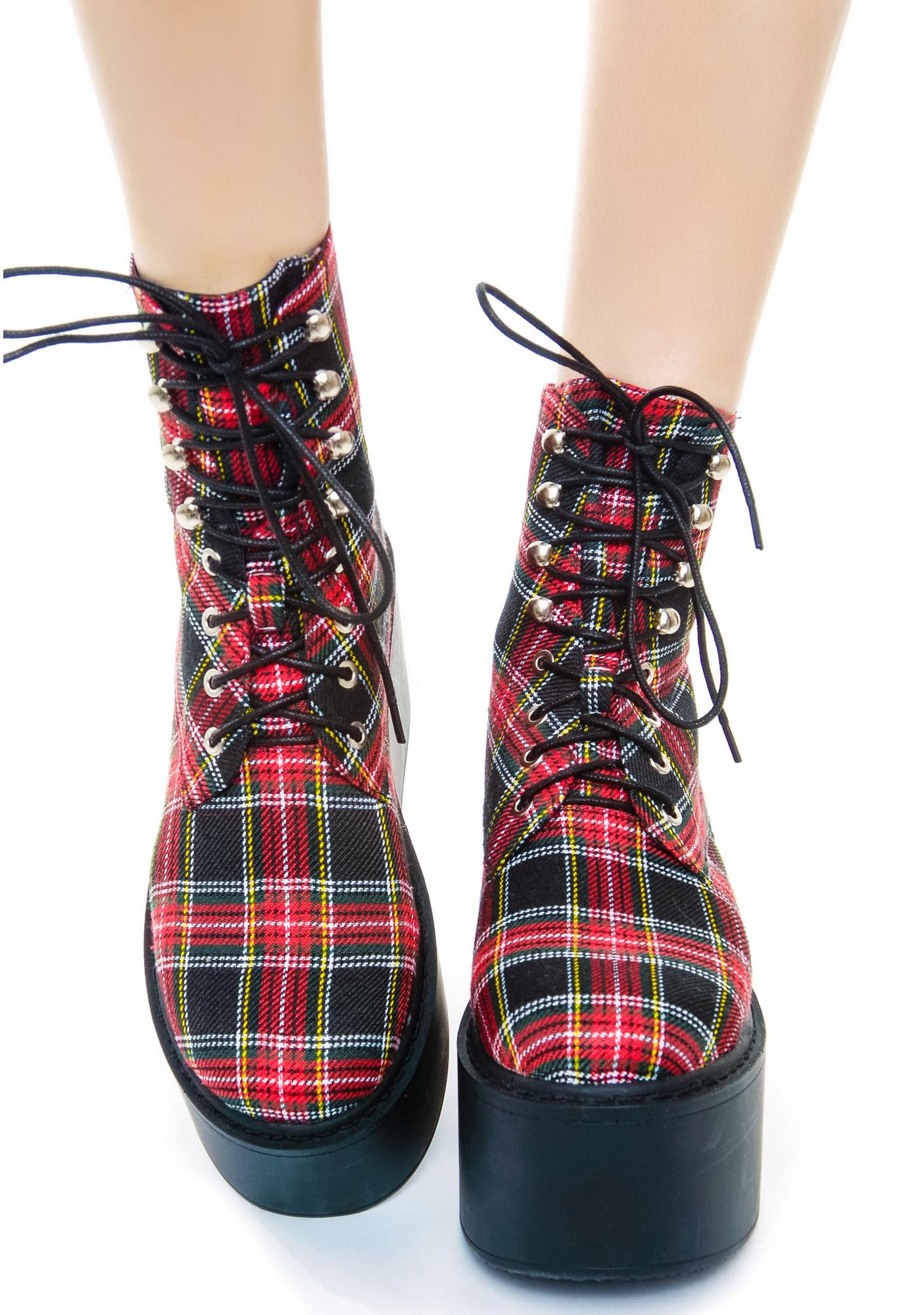 UNIF OI! Boot
