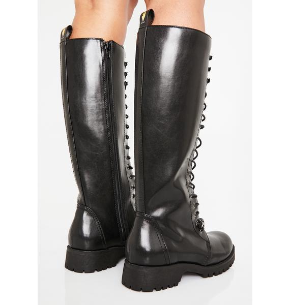 Volatile Shoes Cannon Boots