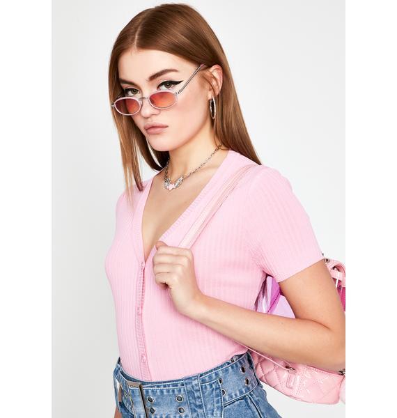 Sweet Sunny Lover Crop Top