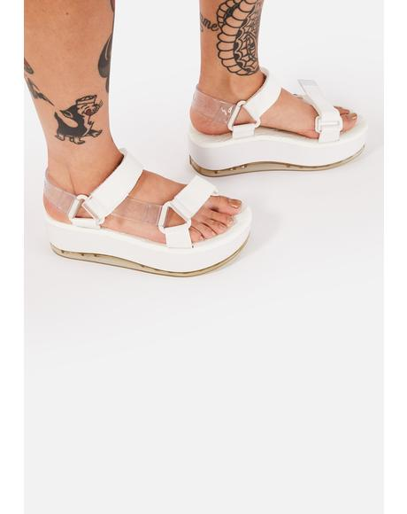 Papete Platform Sandals