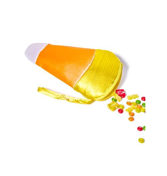 Candy Corn Purse