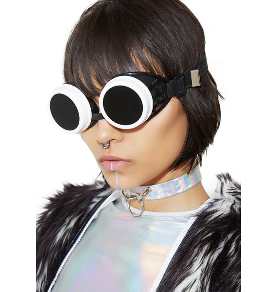 Ghosted Perception Goggles