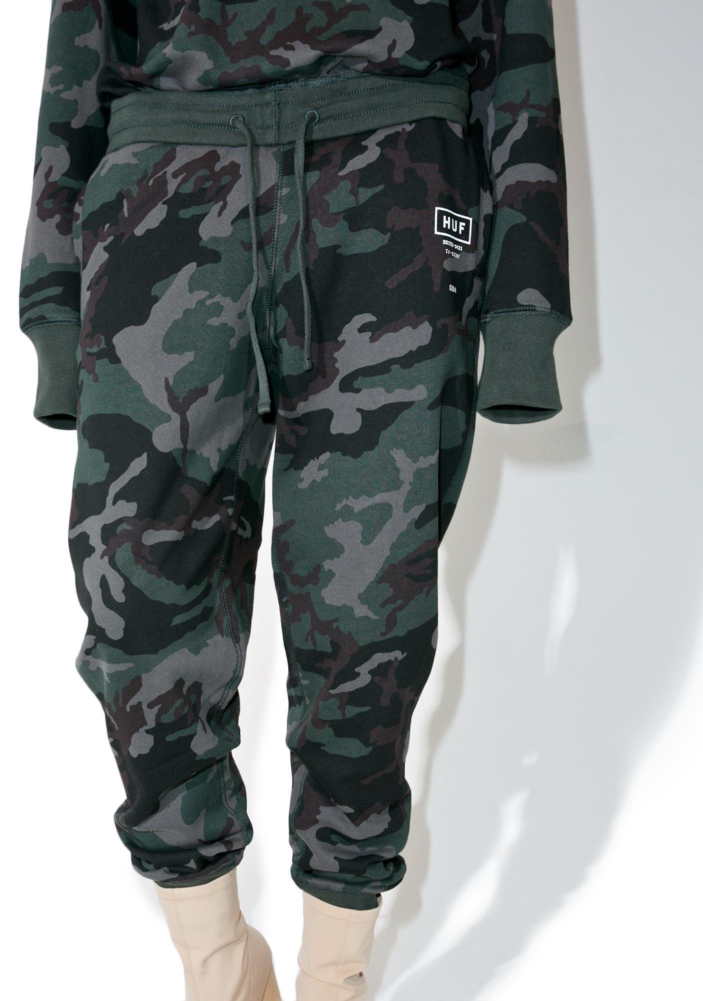HUF Standard Issue Fleece Pants