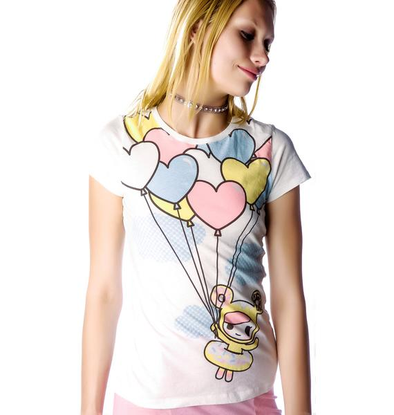 Tokidoki Float On Tee