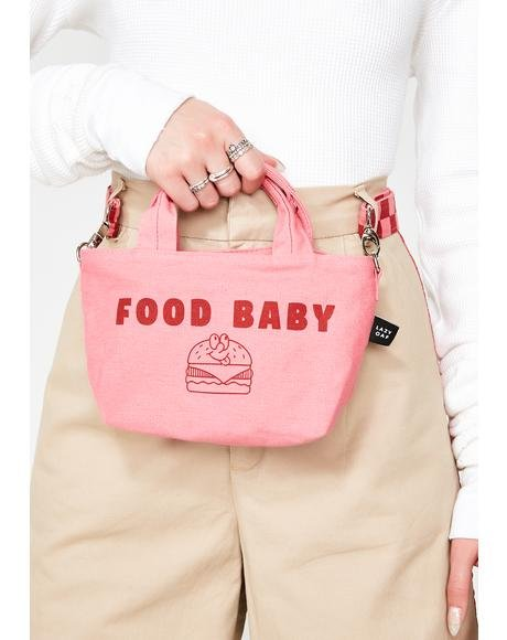 Food Baby Mini Bag