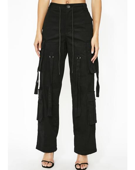 Total Magnetism Wide Leg Pants