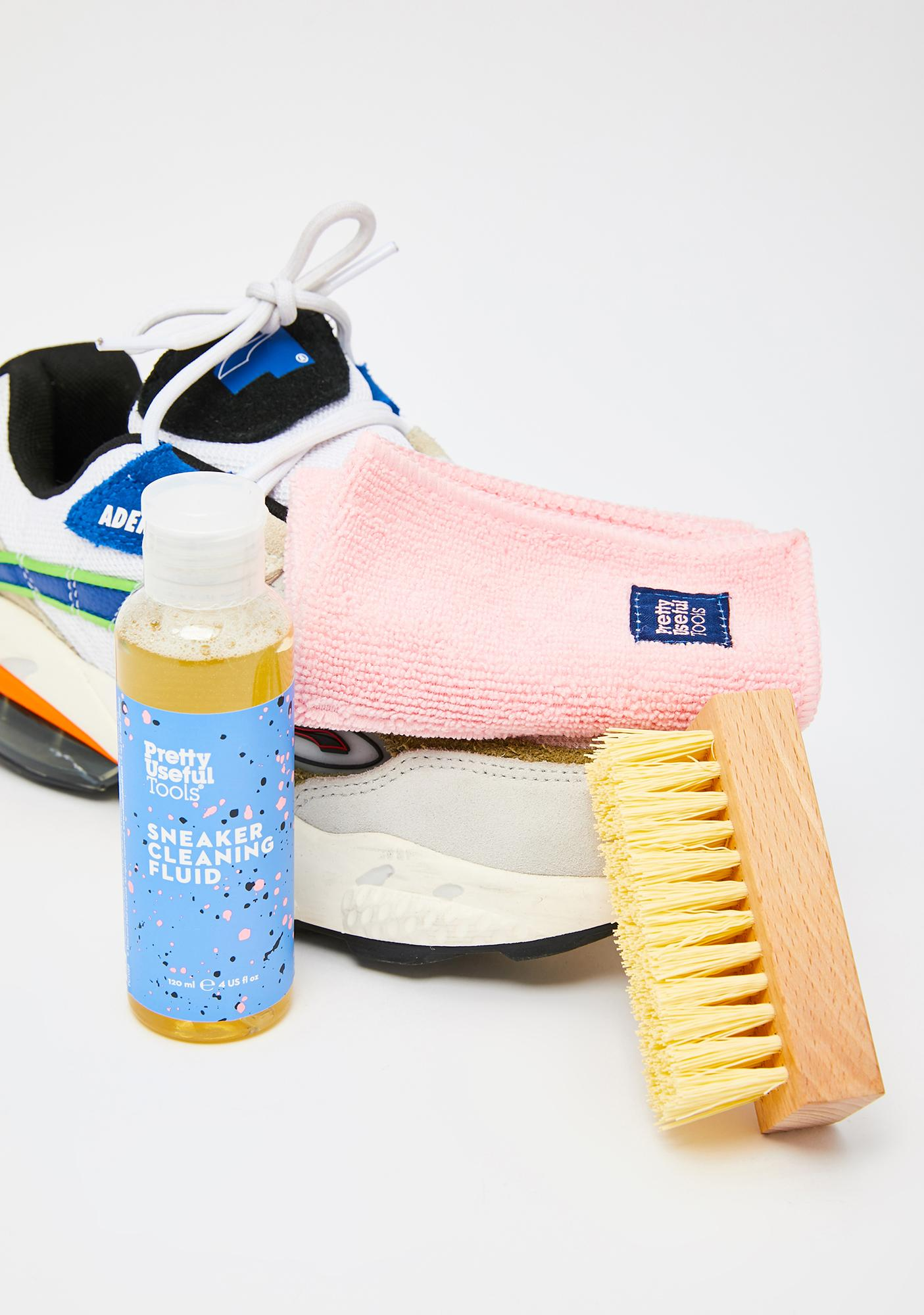 Wild & Wolf Sneaker Cleaning Kit