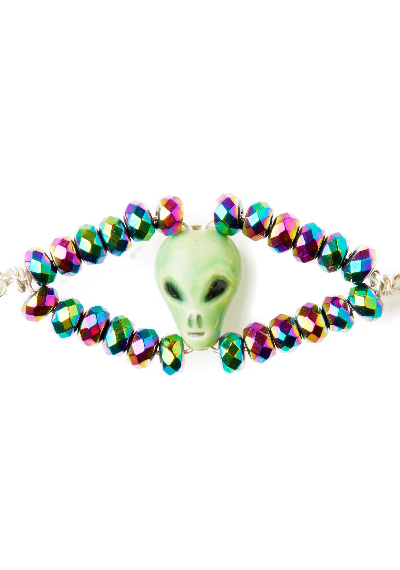 Vidakush Alien Babe Choker