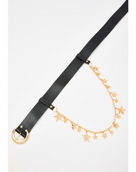 Mystic Starshine Charm Belt